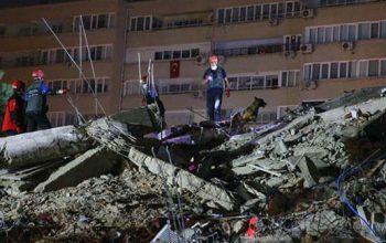 AFAD'dan İzmir depremi açıklaması: 2 kişinin tedavisi sürüyor