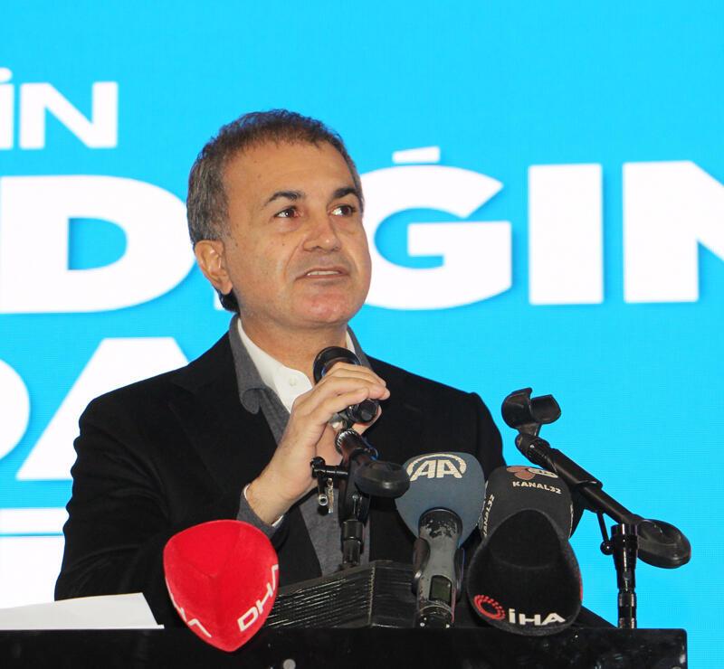 AK Parti Sözcüsü Çelik: Yabancı devlet başkanından demokrasi dileniyorlar