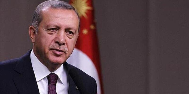 Cumhurbaşkanı Erdoğan'dan, Azerbaycan Bayrak Günü mesajı