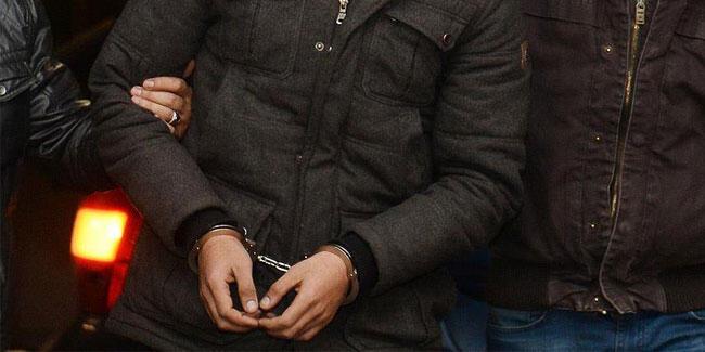 """Hücre evinde yakalanan FETÖ'nün emniyet """"mahrem imamları"""" tutuklandı"""