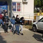 Nazilli'de fuhuş operasyonu: 11 gözaltı