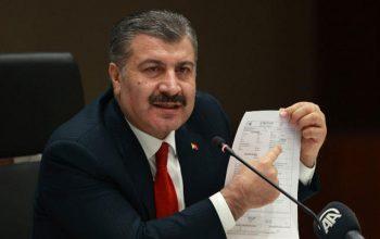 Sağlık Bakanı Koca'dan İmamoğlu'nun iddialarına yanıt