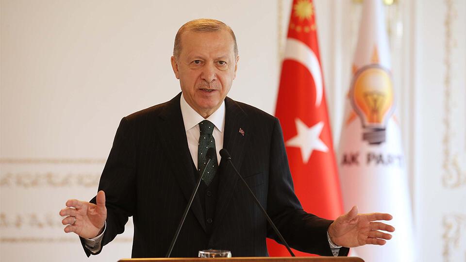 Son Dakika! Cumhurbaşkanı Erdoğan: Şahsi fikirler bizle ilişkili hale gelemez | Video
