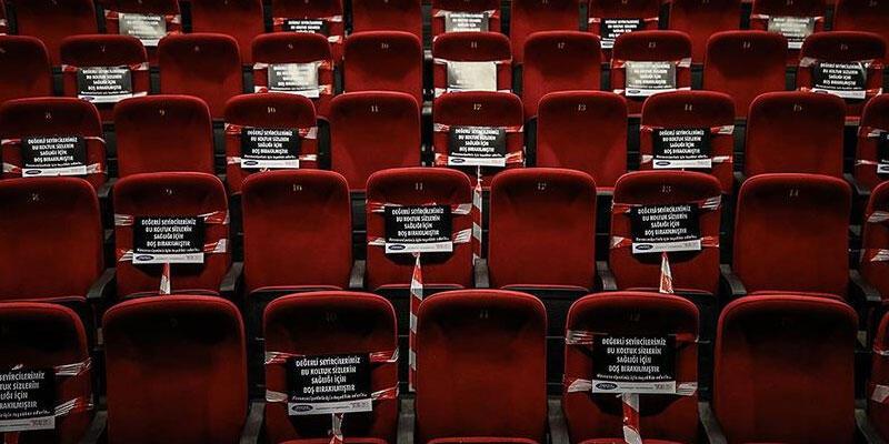 Son dakika haberi: Tiyatro ve sinema salonları için yeni koronavirüs kararları