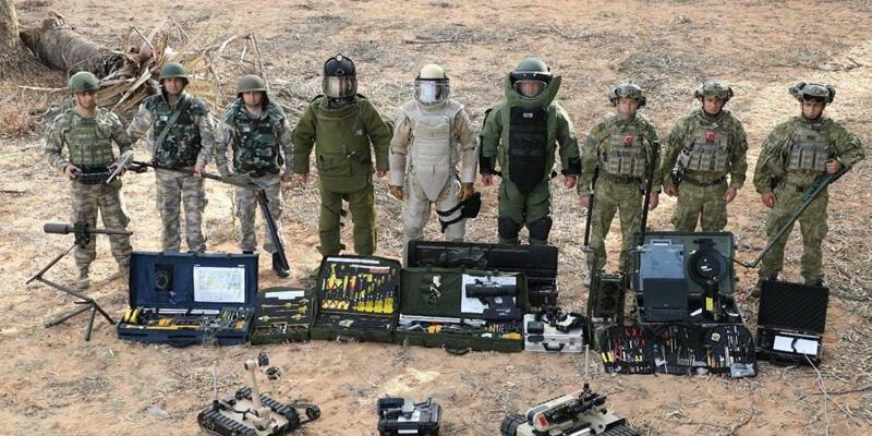 Son dakika: MSB duyurdu! Azerbaycan Ordusu'na destek sağlamaya başladı