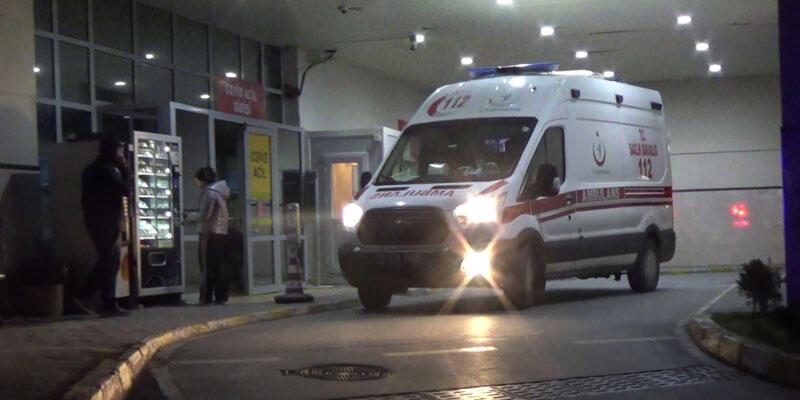 112 Acil Sağlık ekibine silahlı saldırı