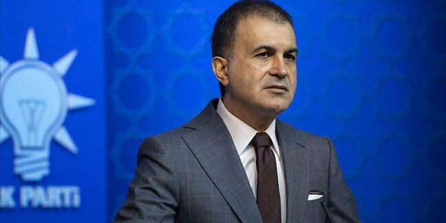 AK Parti Sözcüsü Çelik'ten 'Aylin Sözer' açıklaması