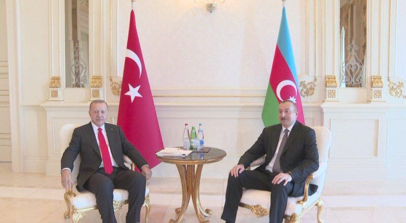 Cumhurbaşkanı 9-10 Aralık'ta Azerbaycan'da olacak | Video