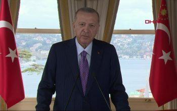 Cumhurbaşkanı Erdoğan'dan uluslararası iş birliği ve küresel dayanışma çağrısı