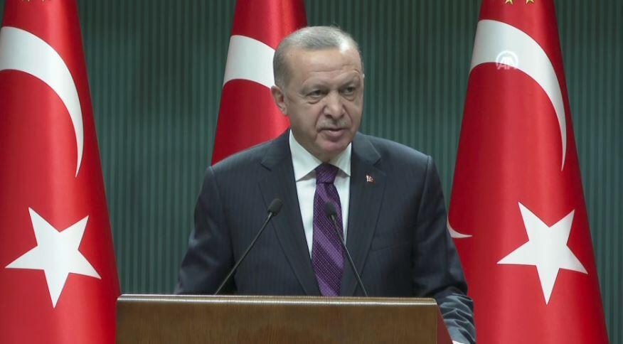 Ek tedbirler alınacak mı? Cumhurbaşkanı Erdoğan açıklama yapıyor