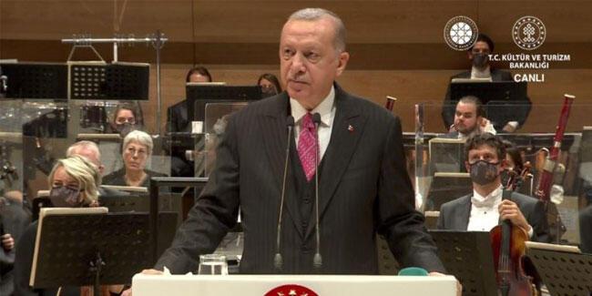 Son dakika haberi… Yeni CSO binası açılıyor! Cumhurbaşkanı Erdoğan'dan önemli mesajlar