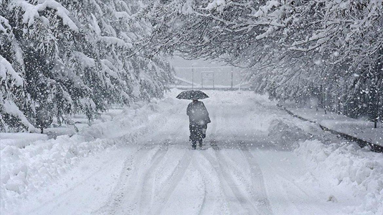 29 Ocak 2021: Meteoroloji bölge bölge uyardı! Yoğun kar yağışı geliyor