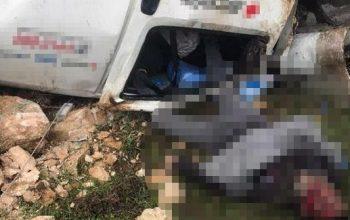 Çok feci kaza! Genç sürücü hayatını kaybetti