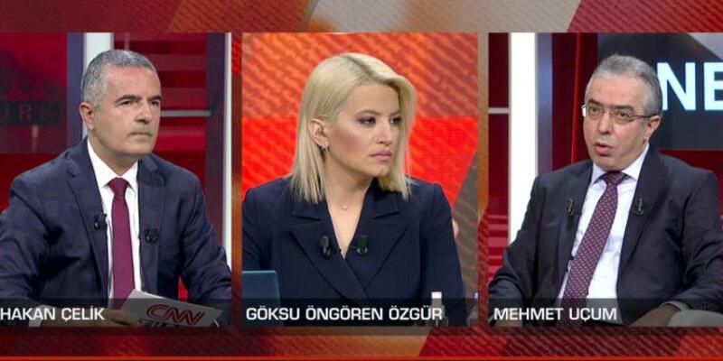Cumhurbaşkanı Başdanışmanı Uçum CNN TÜRK'TE