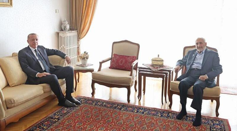Cumhurbaşkanı Erdoğan'ın ziyaretinin perde arkası