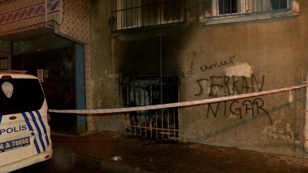 Esenler'de evde çıkan yangında 2 çocuk öldü | Video