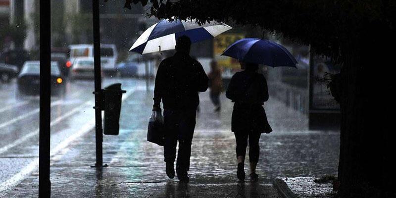 Fethiye'de şiddetli yağış etkili oldu