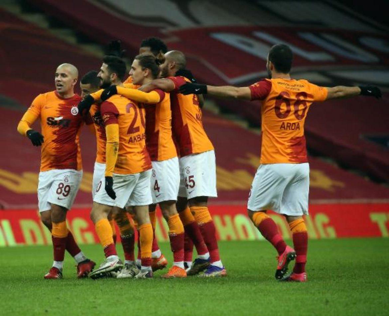 Galatasaray yara sarıp dişini gösterdi