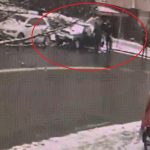 Gazeteci Uğurluoğlu'na saldırı anı kamerada | Video
