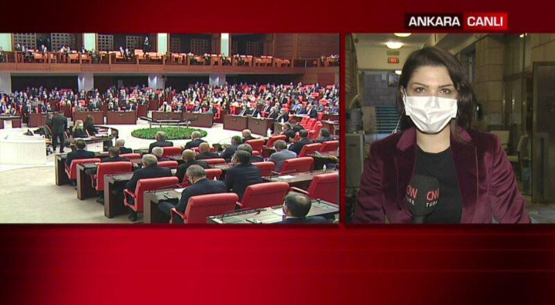 Meclisin gündeminde neler var? Gülşen Coşkun aktardı