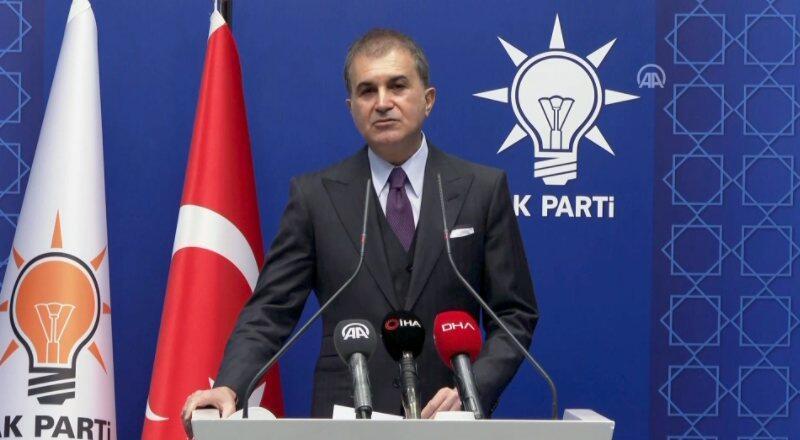 Son dakika… AK Parti Sözcüsü Çelik açıklamalarda bulunuyor