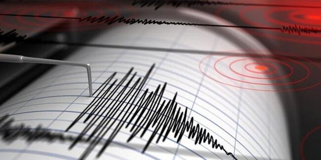 Son dakika haberi… Gökçeada açıklarında 4.1 büyüklüğünde deprem