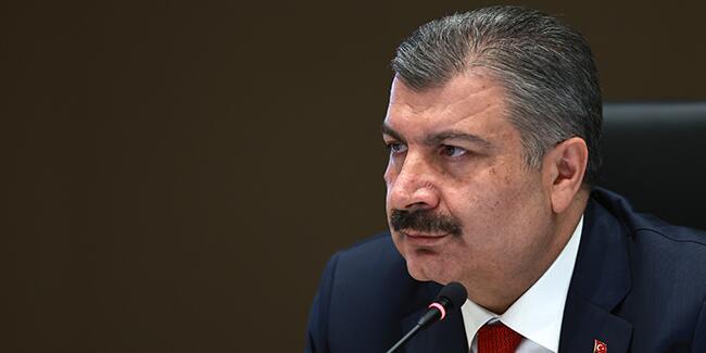 Son dakika haberi… Sağlık Bakanı Fahrettin Koca'dan SMA açıklaması   Video