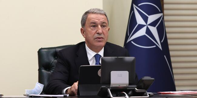 Bakan Akar'dan NATO Savunma Bakanları Toplantısı'na ilişkin değerlendirme