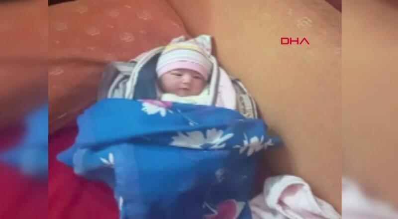 Bebeği çöpe bırakan anne gözaltına alındı