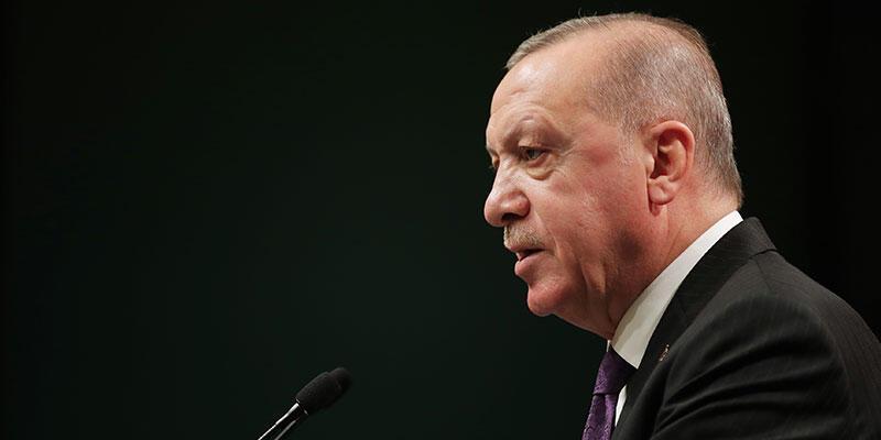 Cumhurbaşkanı Erdoğan'dan yeni Anayasa mesajı: Harekete geçebiliriz