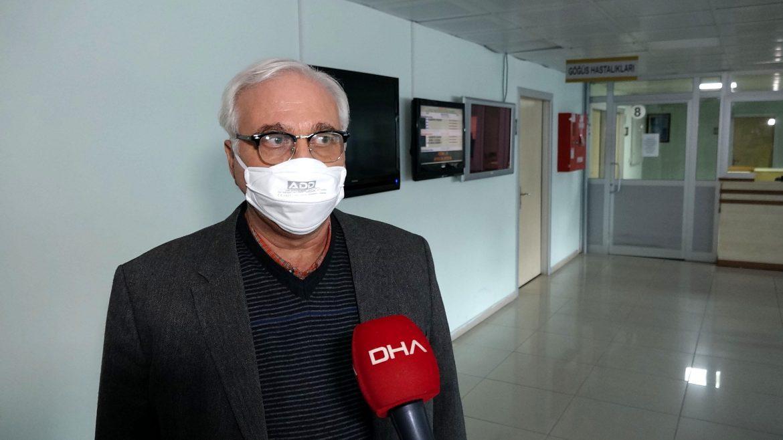 Prof. Dr. Özlü: Mutasyonlu virüsle maskenin önemi de arttı