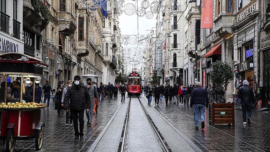 SON DAKİKA: Türkiye'nin nüfusu 83 milyon 614 bin 362 oldu