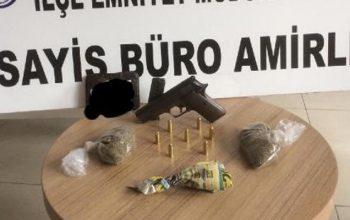 Çatalca'da uyuşturucu operasyonları: 11 gözaltı