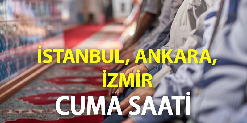 Cuma namazı saati 26 Mart… Bugün Cuma namazı saat kaçta? İstanbul cuma vakti