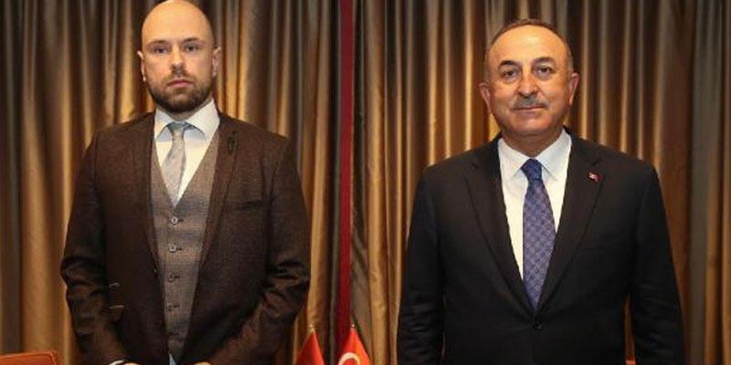 Dışişleri Bakanı Çavuşoğlu, Karadağ'lı mevkidaşı ile Brüksel'de biraraya geldi