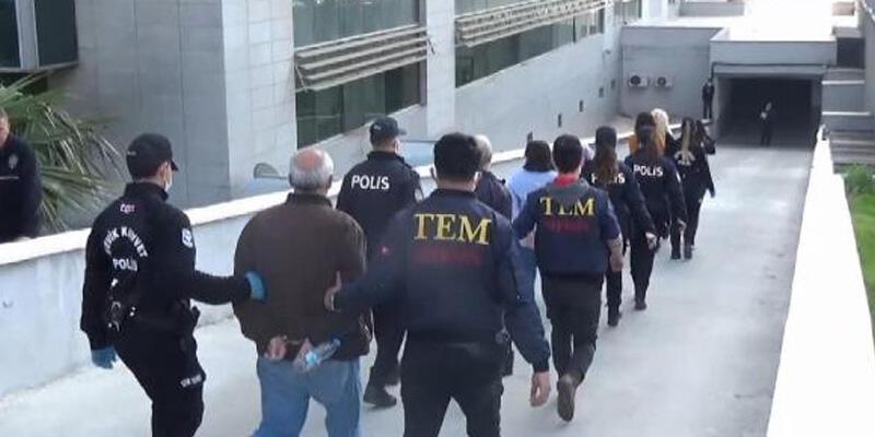 HDP'li vekilin eşi, terör operasyonunda tutuklandı