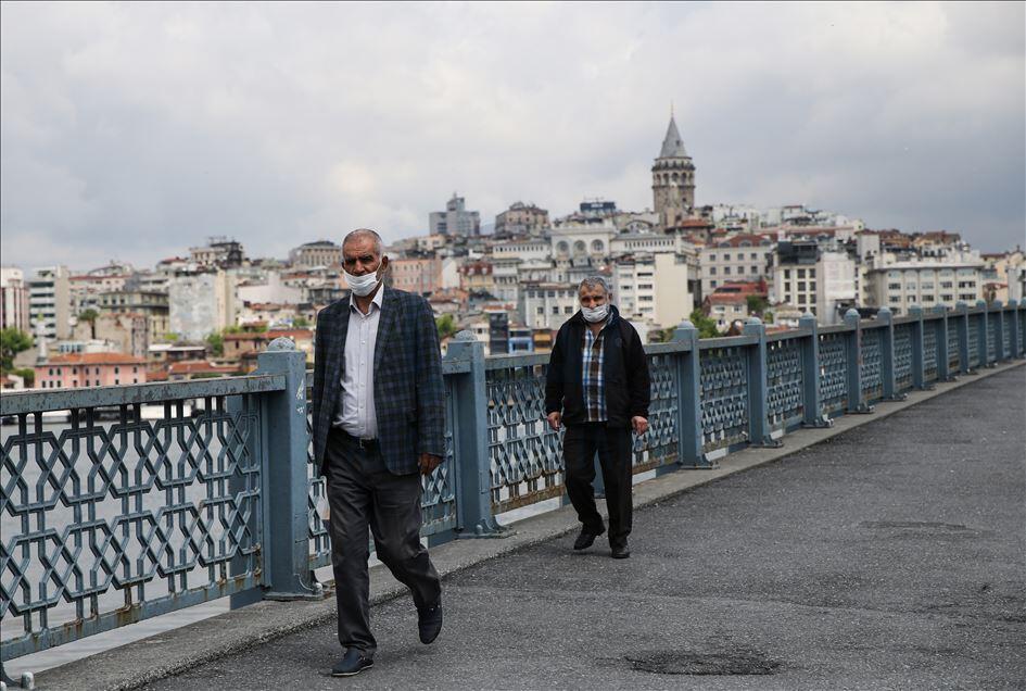 'İstanbul ve Ankara'da renk değişikliği görülmüyor'