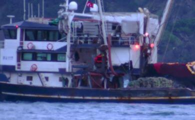 Kaçak trol teknelerine operasyon