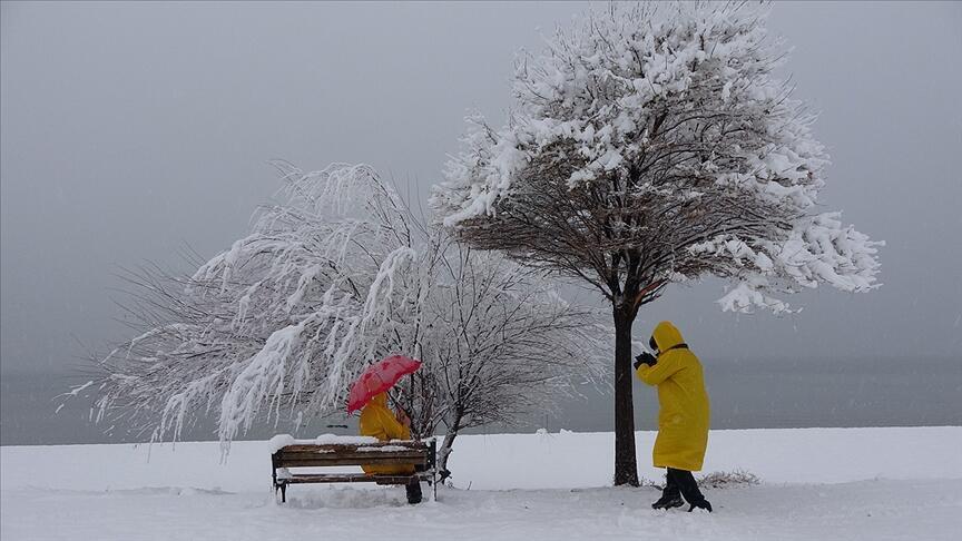 Mart ayında Doğu Anadolu'da dondurucu soğuklar sürüyor