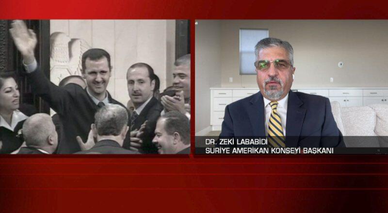Özel Haber… Suriye Amerikan Konseyi Başkanı CNN TÜRK'e konuştu