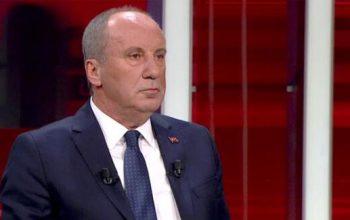 Son dakika haberi: Muharrem İnce CNN TÜRK'te açıklamalarda bulunuyor
