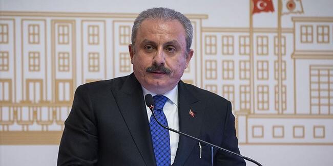 Son dakika… Meclis Başkanı Şentop'tan 'yeni anayasa' açıklaması