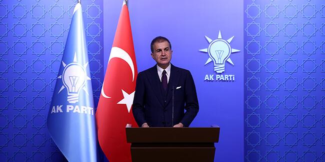AK Parti Sözcüsü Çelik'ten Biden'a tepki: Normalleşme çalışmalarını sabote etti