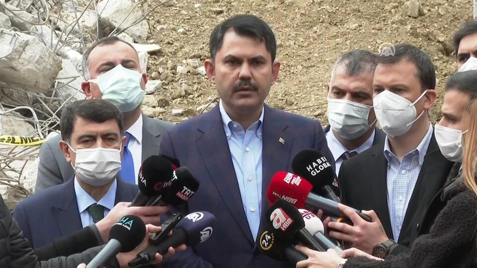 Bakan Kurum: Zarar görenlere kira yardımı başladı