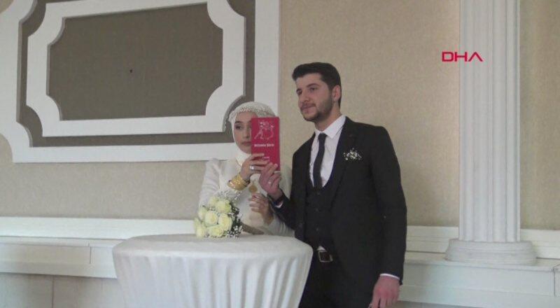 Bayram sonrası nikah talebi arttı