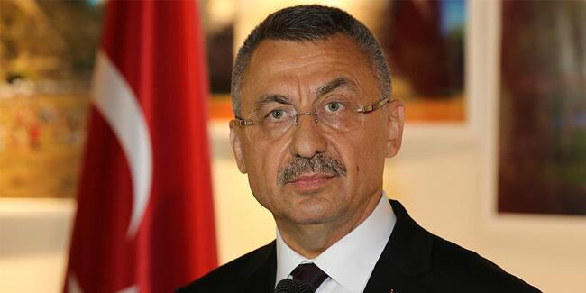 Cumhurbaşkanı Yardımcısı Oktay'dan KKTC Anayasa Mahkemesinin Kur'an kurslarına ilişkin kararına tepki:
