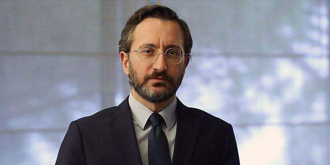 İletişim Başkanı Altun: Yunanistan, terör örgütlerine yataklık yapıyor