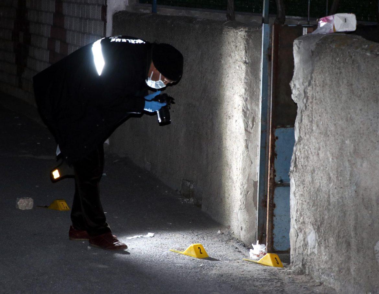 Kayseri'de gece saatlerinde eve silahlı saldırı