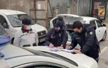 Kısıtlamayı delen olta balıkçıları polise yakalandı