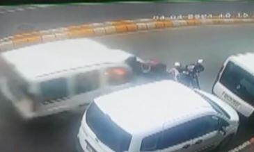 Kurye kazada hayatını kaybetmişti